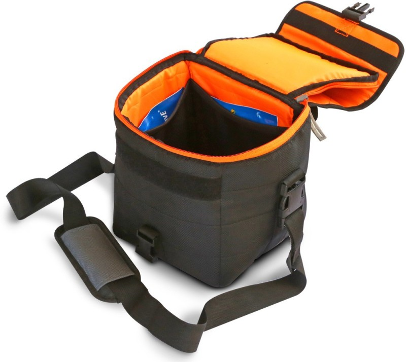 PronGo Polyester Cooler Bag(muticoloured Collapsible)
