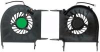 Rega IT HP PAVILION DV6-1325ET DV6-1325SA CPU Cooling Fan Cooler(Black)