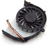 Rega IT HP PAVILION DV4-3123TX DV4-3124TX CPU Cooling Fan Cooler(Black)