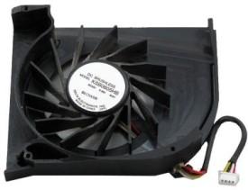 Rega IT HP PAVILION DV6705AU DV6705AX CPU Cooling Fan Cooler(Black)