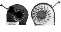 Rega IT HP PAVILION G6-2132SX G6-2132TX CPU Cooling Fan Cooler(Black)