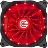 Circle CG 16XR Red LED FAN Cooler (Red)