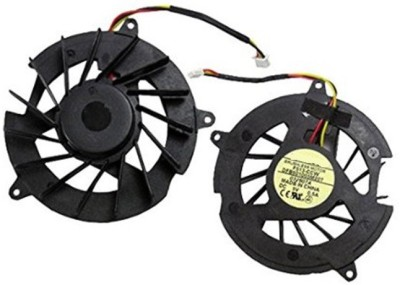 Rega IT COMPAQ PRESARIO C550EM C551NR CPU Cooling Fan Cooler(Black)