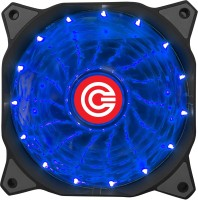 Circle CG 16XB Blue LED Fan Cooler(Blue)