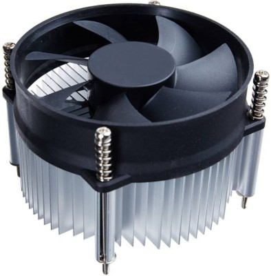Techon CPU Cooling Fan Cooler(Black)