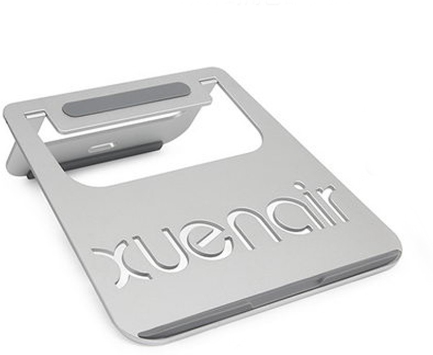 Smiledrive Xuenair Cooling Multi-Function Laptop Metal Tablet Stand Cooling Pad(White)