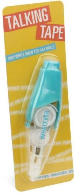 Its Our Studio Quirky 10 mm Correction Tape(Set of 1, Blue)