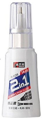 AND Retails Executive 30 mm Correction Fluid(Set of 1, White)