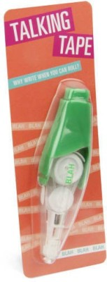 Its Our Studio Quirky 10 mm Correction Tape(Set of 1, Green)