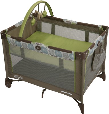 Graco Pack ,n Play On The Go Playard - Sequoia Cot