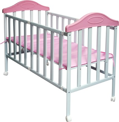 Sunbaby Collapsible Bed Cot(Pink)