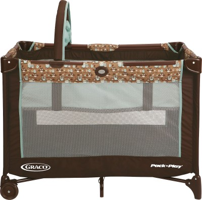 Graco Pack ,n Play On The Go Playard - Little Hoot Cot