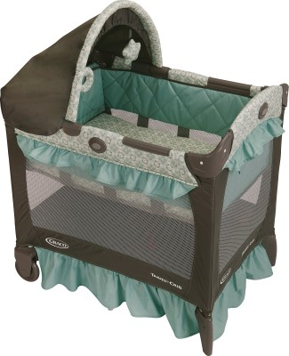 Graco Pack ,n Play Travel Lite Crib - Winslet Cot