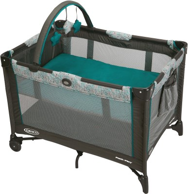 Graco Pack ,n Play On The Go Playard - Smarties Cot