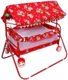 A AND PRODUCTS BABY CRADLE (Red)