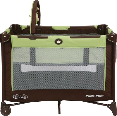 Graco Pack ,n Play On The Go Playard - Go Green Cot