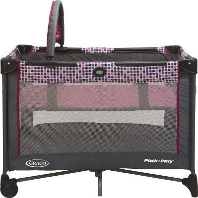 Graco Pack ,n Play On The Go Playard - Brittany Cot