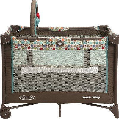 Graco Pack ,n Play On The Go Playard - Twister Cot