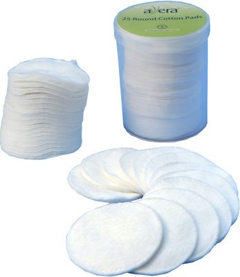 Avera Cotton Pads - Jar