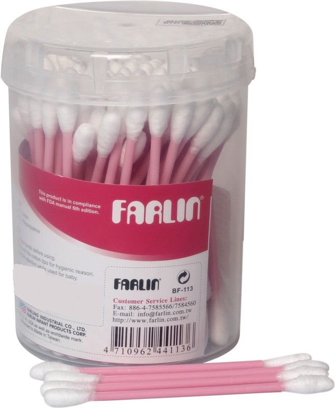 Farlin Cotton Buds - BF 113(Pack of 100)