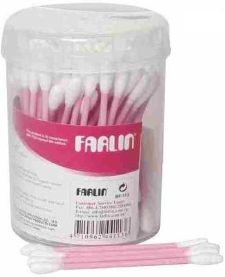 Farlin Cotton Buds - BF 113 Pink