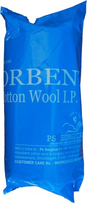 P.S SURGICAL ABSORBANT COTTON ROLL 100 Gms
