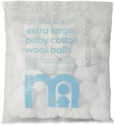 Mothercare All We Know Extra Large Cotton Wool Balls