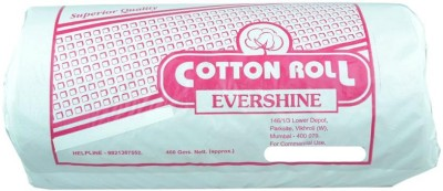 Evershine Cotton Rolls (400 Grams) - Pack of 10