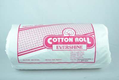 Evershine Cotton Rolls - 400 Grams