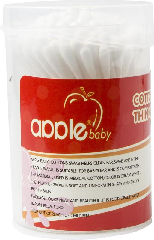 Apple Baby Cotton Swab(Pack of 220)