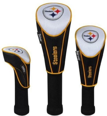 McArthur Pittsburgh Steelers Set of Three Headcovers Stick Cover S