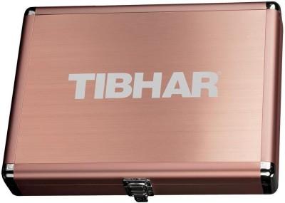 TIBHAR ALUMINIUM Racquet Carry Case/Cover Free Size(Brown)