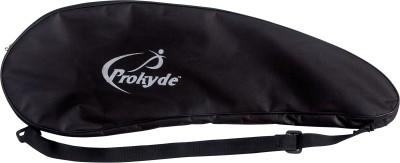 Prokyde Alpha Racquet Carry Case/Cover Free Size(Black)