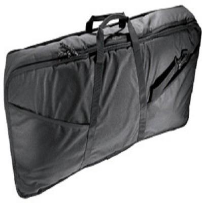 Protos Musical Keyboard MA 150 SA45 SA 48 Bag Cover Free Size(Black)