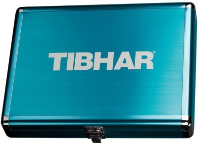 TIBHAR ALUMINIUM Racquet Carry Case/Cover Free Size(Blue)