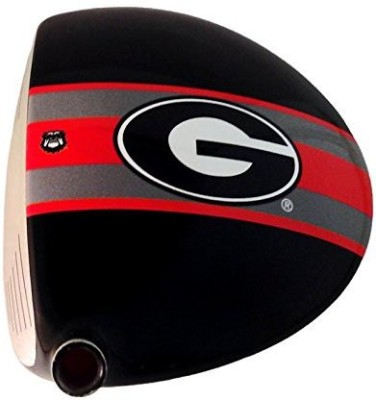 ClubCrown Golf Driver and Fairway Wood Customized Alignment Aid Club Cover Free Size(Red, Black)