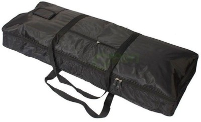 Protos Musical Keyboard CTK 1100 1150 2000 3000 4000 810IN Storage Carry Bag Cover Free Size(Black)