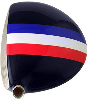 ClubCrown Golf Driver and Fairway Wood Customized Alignment Aid Club Cover Free Size(Red, White, Blue)