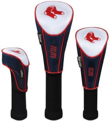 McArthur Boston Red Sox Set of Three Headcovers Stick Cover S