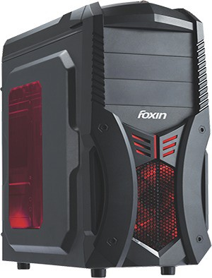 FOXIN ASSEMBLED I3 1TB SATA HDD 8GB DDR3 RAM DVD R/W Ultra Tower with Intel  Core i3-540 Processor 4M Cache, 3 06 GHz) 8 RAM 1 Hard Disk