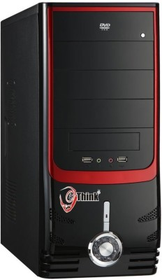 Zebronic DDR3/4GB/250GB Mid Tower with DVD R/W 4 RAM 250 Hard Disk