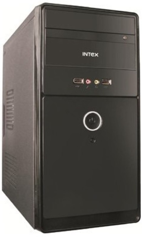 Intex Dash Itex Assembly 160gb/2gb/Dual Core with Dual Core 1 RAM 160 Hard Disk(Windows XP)