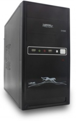Assembled Assembled Core 2 Duo Desktop Mini Tower with Core 2 Duo E7500 2 RAM 160 Hard Disk