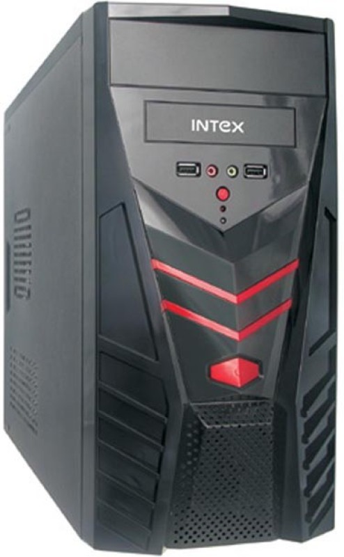 Intex Core i5 First Generation/8GB RAM/2 TB HDD/DVD Writer with Core i5-650 8 RAM 2 Hard Disk(Windows XP)