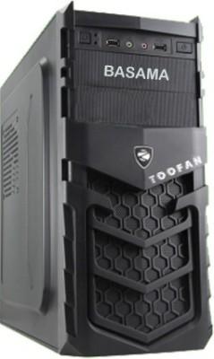 Basama Toofan T4320 Mini Tower with CORE I-3 530 4 RAM 320 Hard Disk
