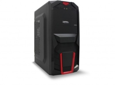 Zebronics ASSEMBLED CORE 2 DUO/750GB/4GB/WIFI/DVD R/W Ultra Tower with Intel® Core™2 Duo 2.9GHZ Processor E7500 4 RAM 750 Hard Disk