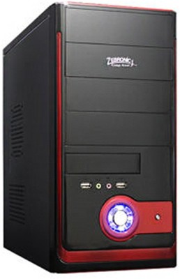 Zebronics Zeb701 Mini Tower with Core 2 Duo 2.4ghz 2 RAM 160 Hard Disk