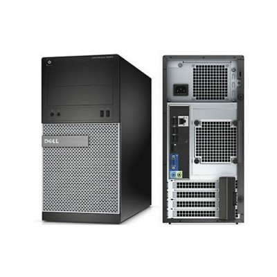 Dell 3020 4th Gen.Dual Core 2 RAM 500 Hard Disk 3 Years Warranty Microtower with Intel Pentium Dual Core G3250 2 RAM 500 Hard Disk