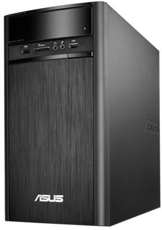 Asus K31AN-IN001D Mid Tower with Intel® Pentium® Processor J2900 (2M Cache, up to 2.67 GHz) 2 RAM 500 Hard Disk(Free DOS)