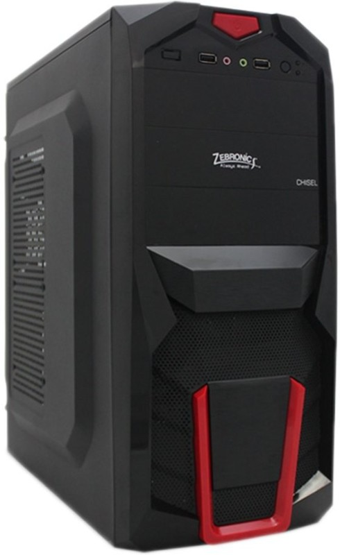 Zebronics Desktop Computer Microtower with Core i3-530 4 RAM 320 Hard Disk(Windows 7 Ultimate)